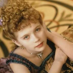 Kirsten Dunst is listed (or ranked) 11 on the list The Greatest Child Stars Who Are Still Acting