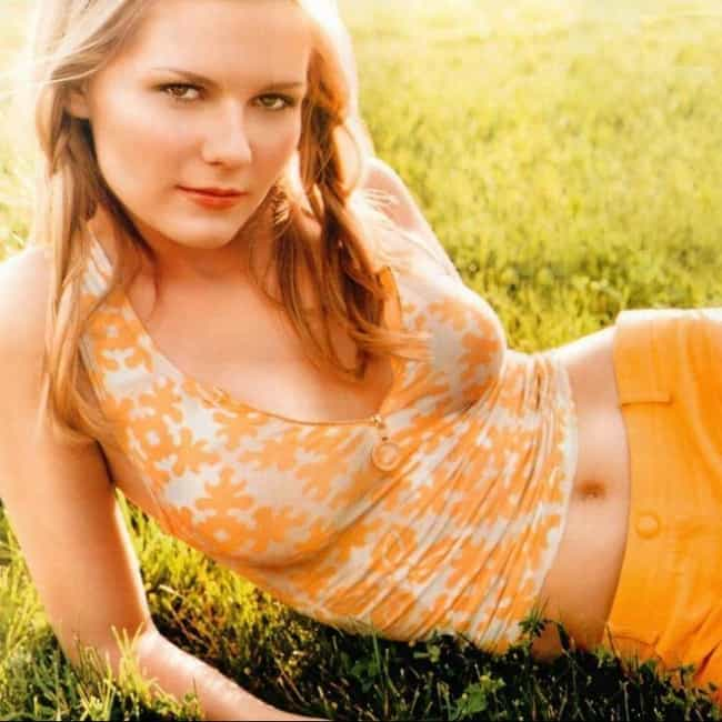 Kirsten Dunst is listed (or ranked) 2 on the list The 2001 Maxim Hot 100: List of Maxim Hotties of '01