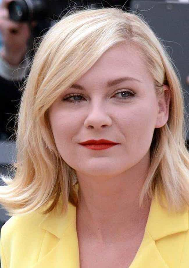 Kirsten Dunst is listed (or ranked) 4 on the list 17 Celebrities You Didn't Know Were Bad Tippers