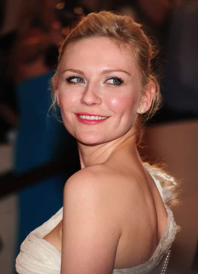 Kirsten Dunst is listed (or ranked) 2 on the list The Most Beautiful Women with