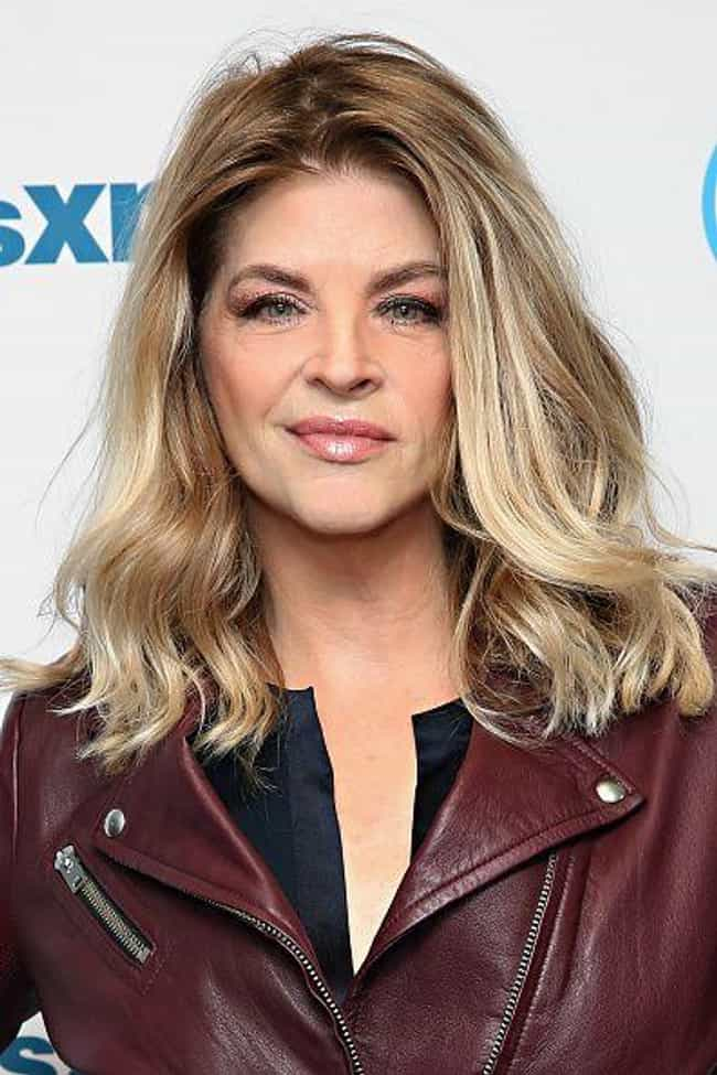 Kirstie Alley is listed (or ranked) 1 on the list Celebrities Who Live in Oregon