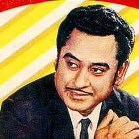 Kishore Kumar is listed (or ranked) 5 on the list The Greatest Singers of Indian Cinema