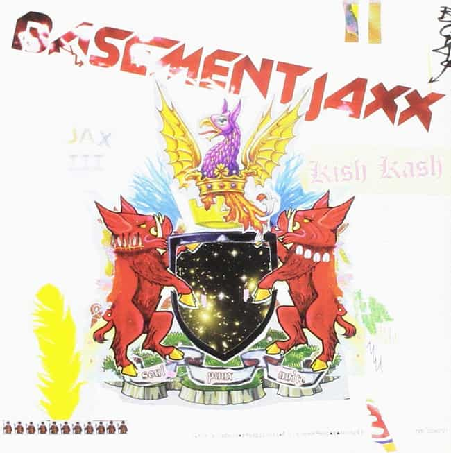 Kish Kash is listed (or ranked) 2 on the list The Best Basement Jaxx Albums, Ranked