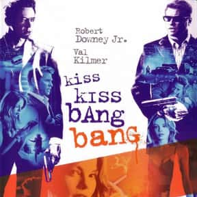 Kiss Kiss Bang Bang is listed (or ranked) 6 on the list List of All Detective Movies