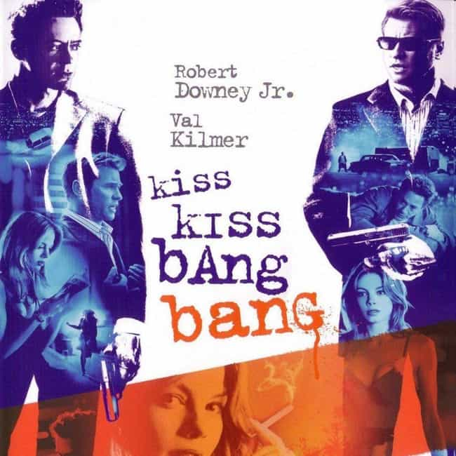 Kiss Kiss Bang Bang is listed (or ranked) 3 on the list Movies Written By Shane Black