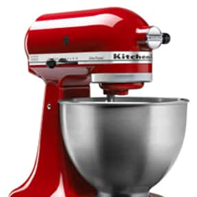 KitchenAid is listed (or ranked) 4 on the list The Best Cookware Brands