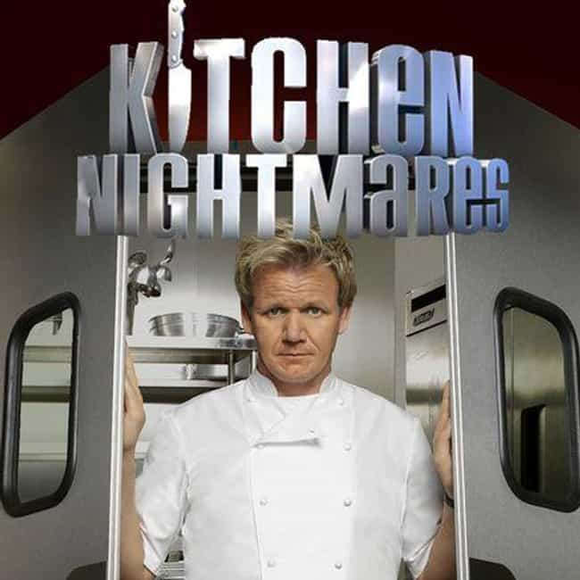 Kitchen Nightmares is listed (or ranked) 2 on the list Turn Things Around With The Best Shows About Saving Failing Businesses