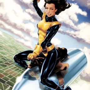 Kitty Pryde is listed (or ranked) 25 on the list Stunning Female Comic Book Characters, Ranked