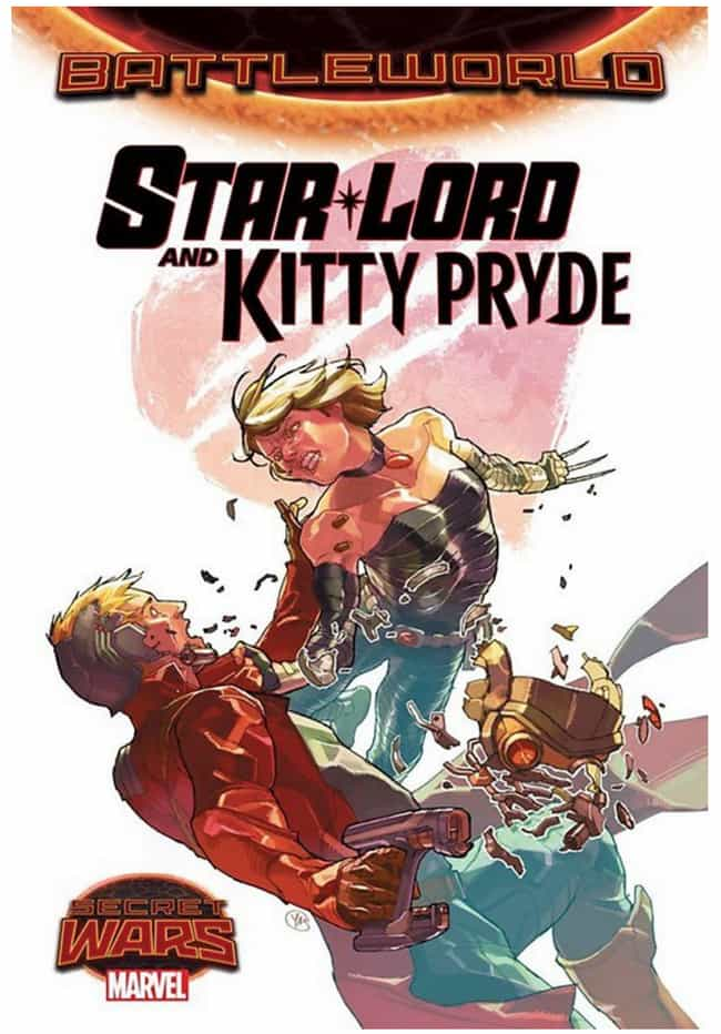 Kitty Pryde is listed (or ranked) 2 on the list The Best Jewish Comic Book Characters