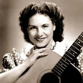 Kitty Wells is listed (or ranked) 20 on the list The Best Musical Artists From Tennessee