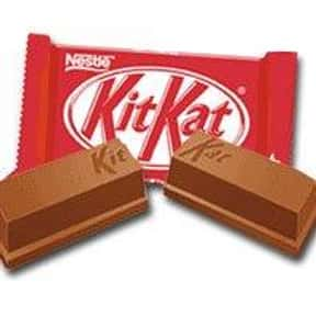 Kit Kat is listed (or ranked) 2 on the list The Best Hershey Bar Flavors