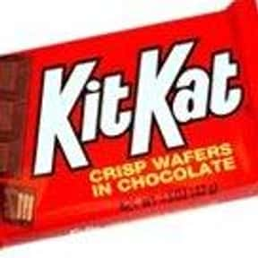 Kit Kat is listed (or ranked) 2 on the list The Best Halloween Candy Ever