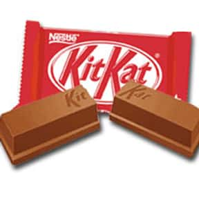 Kit Kat is listed (or ranked) 1 on the list The Best Chocolate Bars