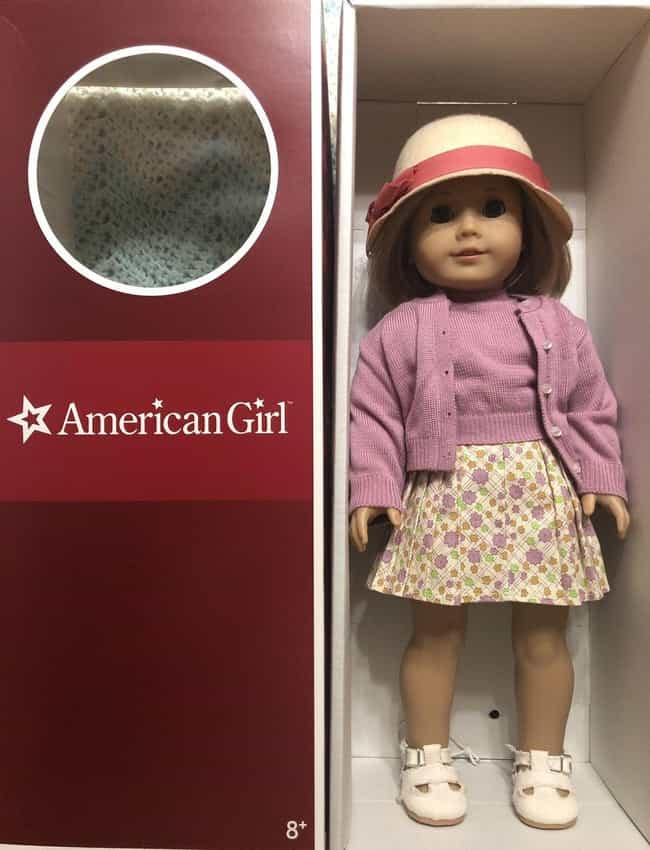 Kit Kittredge: An Americ... is listed (or ranked) 3 on the list The Most Adorable American Girl Dolls Throughout History