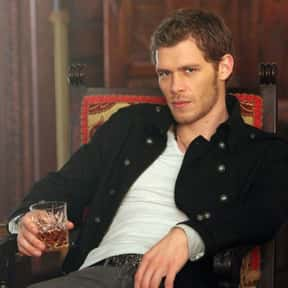 Klaus is listed (or ranked) 11 on the list The Best Fictional Characters You'd Leave Your Man For