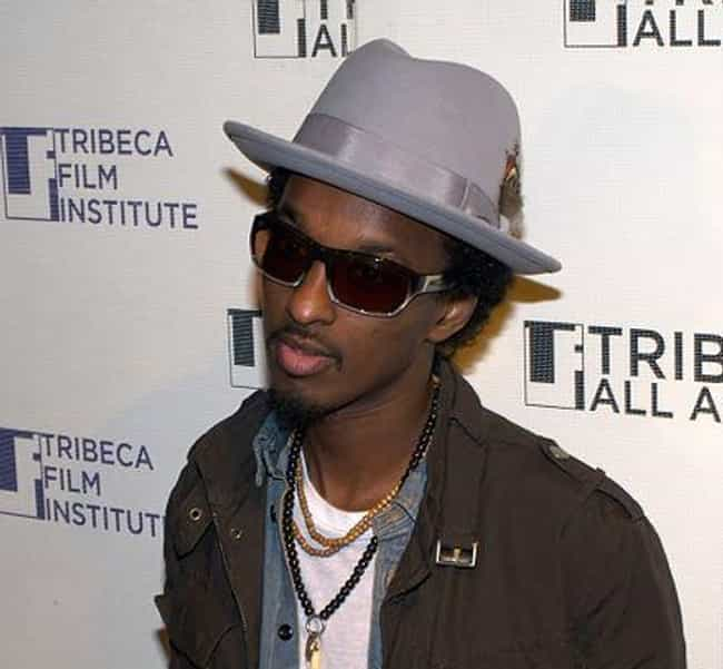 K'naan is listed (or ranked) 3 on the list Famous Male Instrumentalists