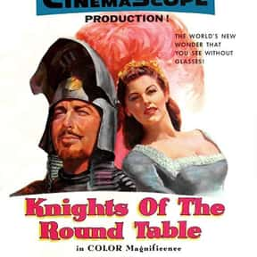 Knights of the Round Table is listed (or ranked) 24 on the list The Best Knight Movies