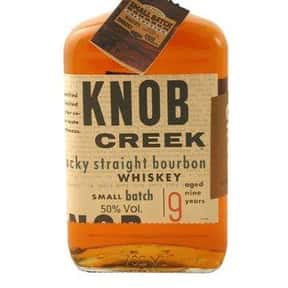 Knob Creek is listed (or ranked) 7 on the list The Best American Whiskey