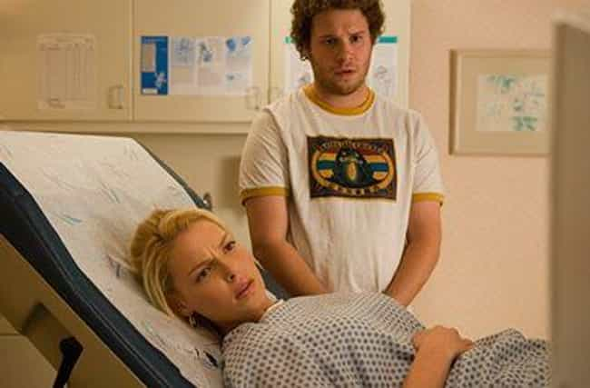 Knocked Up is listed (or ranked) 2 on the list Rom-Com Relationships That Were Undoubtedly Wildly Depressing After The Movie Ended