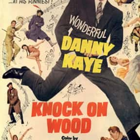 Knock on Wood is listed (or ranked) 10 on the list The Best '50s Spy Movies