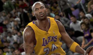 Kobe Bryant is listed (or ranked) 1 on the list The Top NBA 2K13 Players