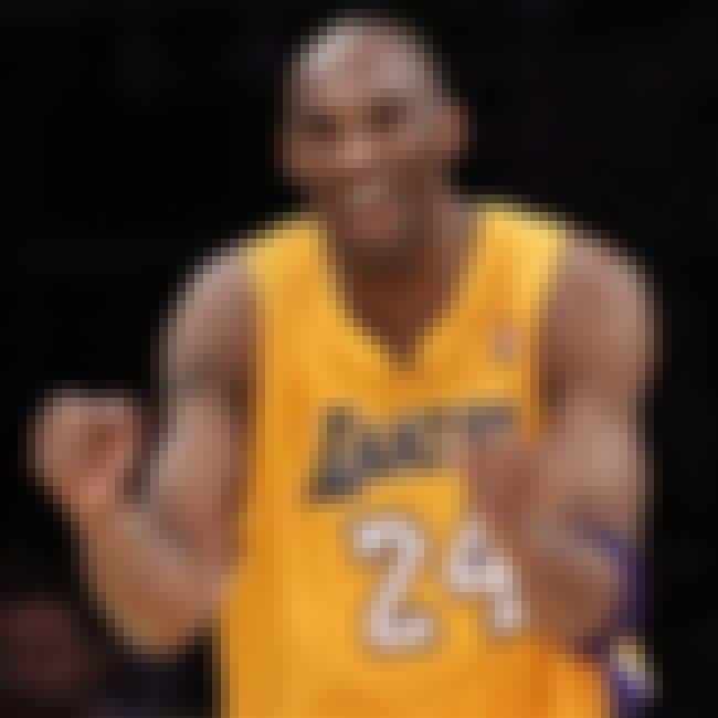 Kobe Bryant is listed (or ranked) 6 on the list Highest Paid Athletes of 2012