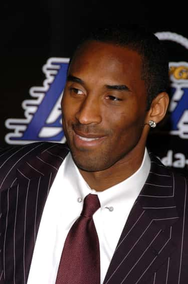 Kobe Bryant is listed (or ranked) 1 on the list Famous People With Arthritis