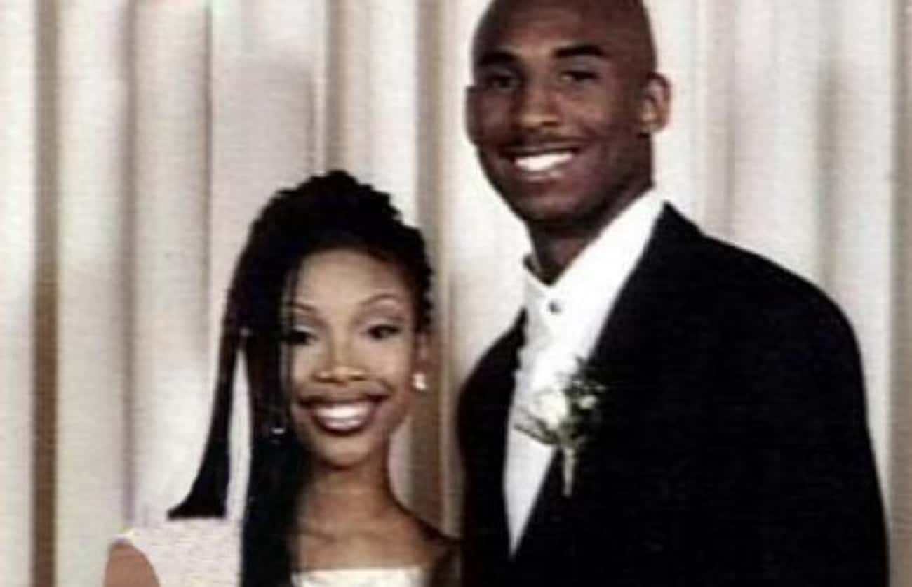 Black Mamba & Brandi Go to Pro is listed (or ranked) 3 on the list Athlete Prom Photos That Prove We All Had an Awkward Phase