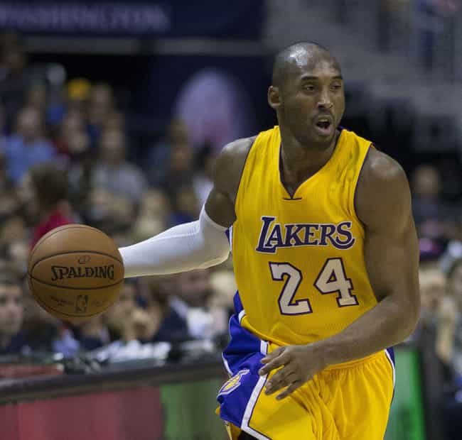 Kobe Bryant is listed (or ranked) 1 on the list 28 Celebrities Who Have Biracial Children
