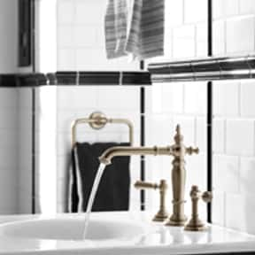 Kohler Company is listed (or ranked) 7 on the list The Best Faucet Brands