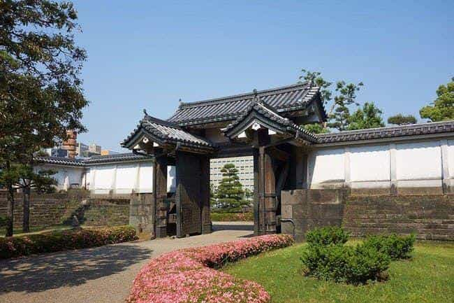 Tokyo Imperial Palace is listed (or ranked) 2 on the list Where Do Royals From Around The Globe Actually Live?