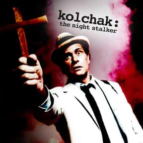 Kolchak: The Night Stalker is listed (or ranked) 8 on the list The Best 1970s Fantasy TV Series