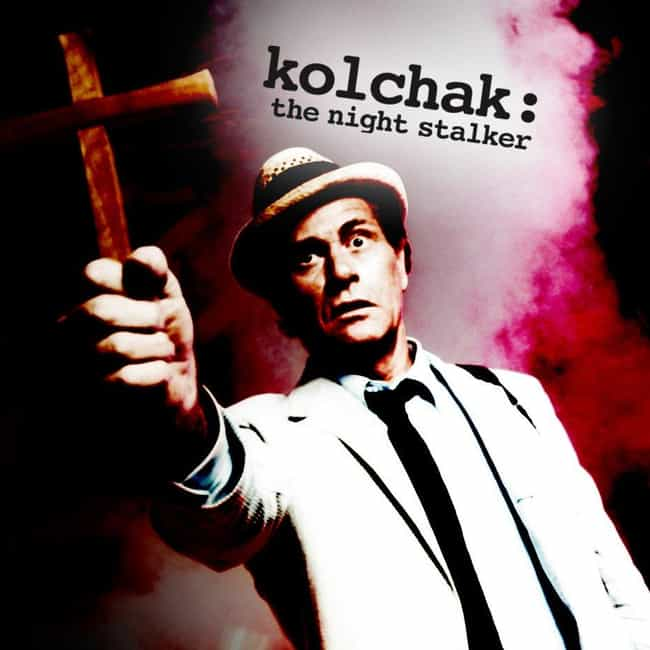 Kolchak: The Night Stalk... is listed (or ranked) 1 on the list The Best 1970s Horror Series