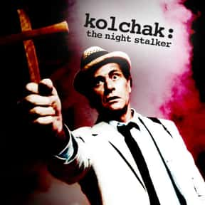 Kolchak: The Night Stalker is listed (or ranked) 22 on the list Shows That May Be Just Too Scary For TV