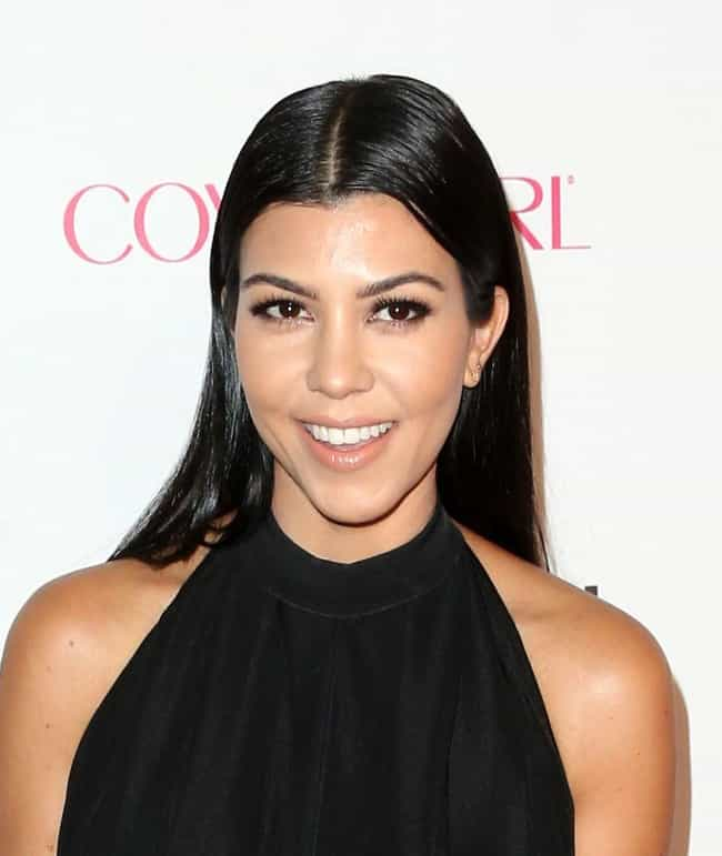 Kourtney Kardashian is listed (or ranked) 2 on the list Famous People who Majored in Theatre