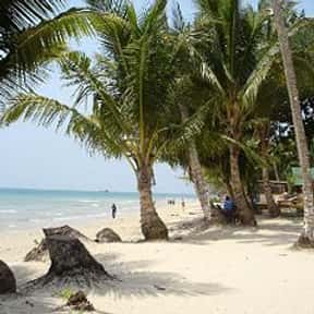 Ko Chang District is listed (or ranked) 22 on the list The Best Beaches in Thailand