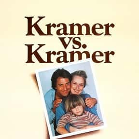 Kramer vs. Kramer is listed (or ranked) 25 on the list The Best Courtroom Drama Movies