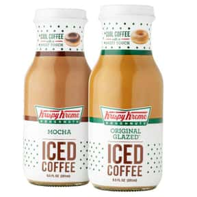 Krispy Kreme is listed (or ranked) 5 on the list The Best Coffee Drink Brands