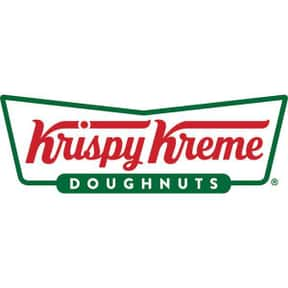 Krispy Kreme is listed (or ranked) 8 on the list The Best American Restaurant Chains