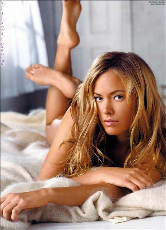Kristanna Loken is listed (or ranked) 2 on the list Lovely Celebrity Women Who Are Very, Very Tall