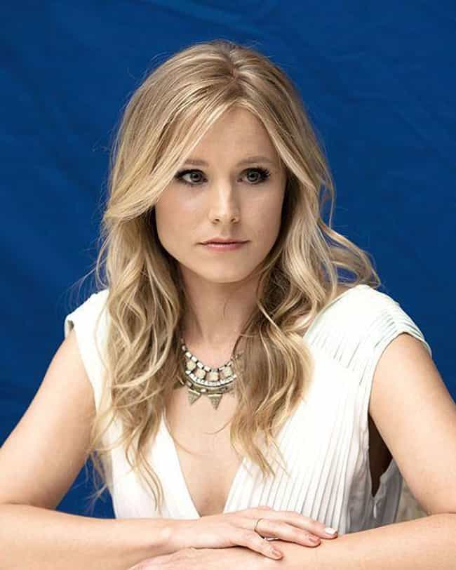 Kristen Bell is listed (or ranked) 3 on the list Celebrities Who Live in Los Feliz