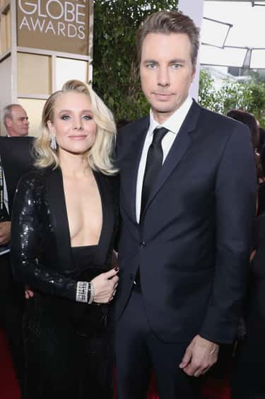 Kristen Bell is listed (or ranked) 1 on the list Dax Shepard Loves and Hookups