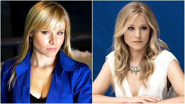 Kristen Bell is listed (or ranked) 3 on the list The Cast Of 'Heroes': Where Are They Now?