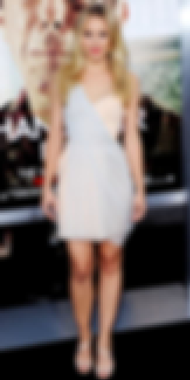 Kristen Bell is listed (or ranked) 3 on the list J. Mendel Dressed on Celebrities