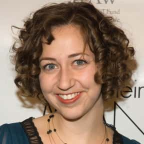 Kristen Schaal is listed (or ranked) 9 on the list Famous People Named Kristen or Kristin