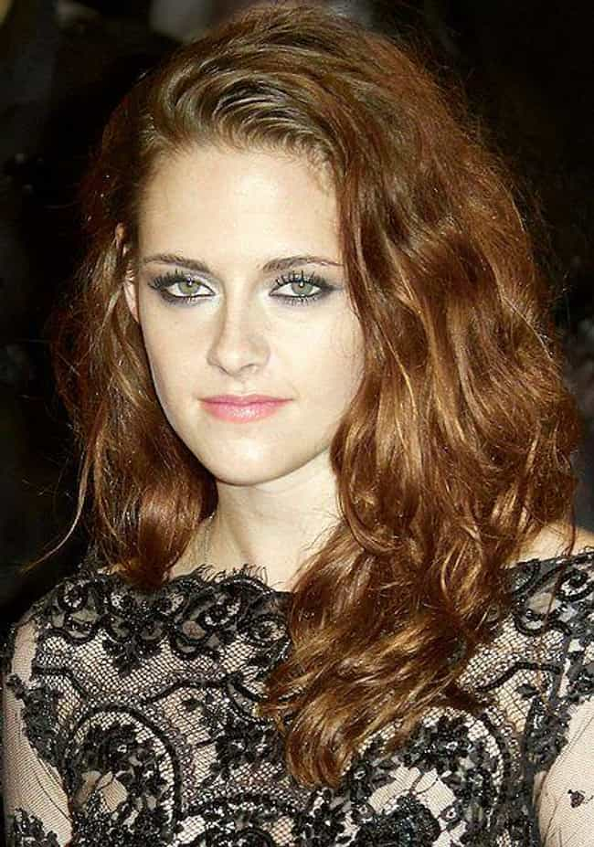 Kristen Stewart is listed (or ranked) 4 on the list List of Famous Bisexual People