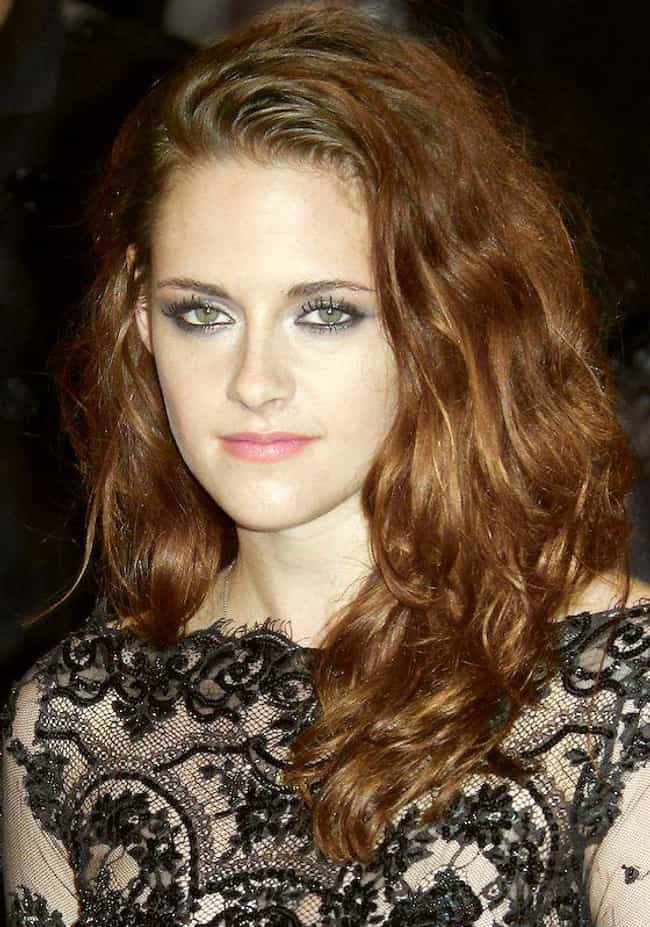 Kristen Stewart is listed (or ranked) 4 on the list 20 Actors Who Actually Do Their Own Stunts