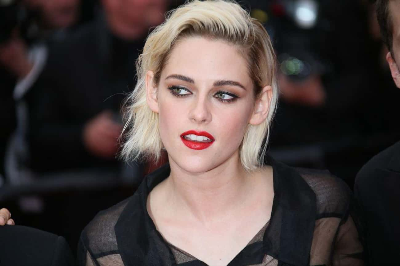 Kristen Stewart is listed (or ranked) 1 on the list 30+ Celebrities Who Believe in Ghosts