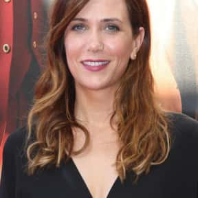 Kristen Wiig is listed (or ranked) 4 on the list Famous People Named Kristen or Kristin