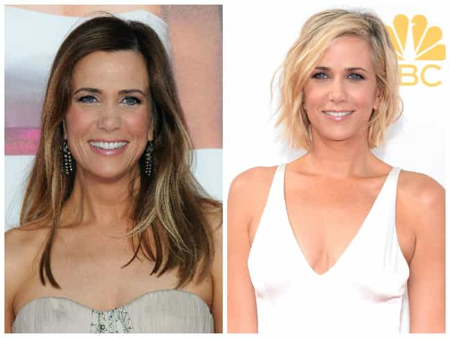 Kristen Wiig is listed (or ranked) 1 on the list Celebrities Who Chopped Their Hair & Look Great